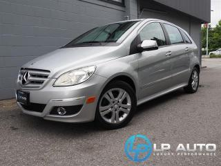 Used 2009 Mercedes-Benz B-Class B 200 4dr Hatchback for sale in Richmond, BC