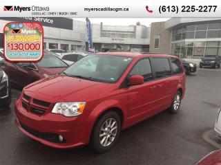 Used 2012 Dodge Grand Caravan R/T  LEATHER, DVD, POWER SLIDE DOORS, REMOTE START, LOADED!! for sale in Ottawa, ON