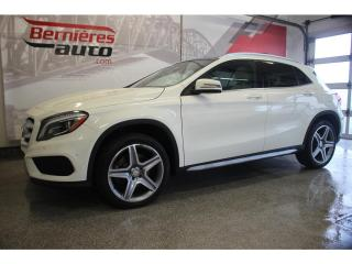 Used 2015 Mercedes-Benz GLA 250 4MATIC for sale in Lévis, QC