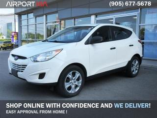 Used 2010 Hyundai Tucson GL FWD / Power package/ Bluetooth/ for sale in Mississauga, ON