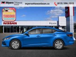 New 2020 Nissan Sentra SV CVT  - Heated Seats -  Android Auto - $146 B/W for sale in Ottawa, ON