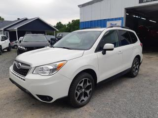 Used 2016 Subaru Forester for sale in St-Pierre-Les-Becquets, QC