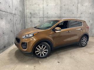 Used 2019 Kia Sportage EX AWD CUIR APPLECAR CAMERA SIEGES ET VOLANT CHAUFFANT for sale in St-Nicolas, QC