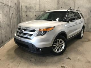 Used 2014 Ford Explorer XLT AWD for sale in St-Nicolas, QC