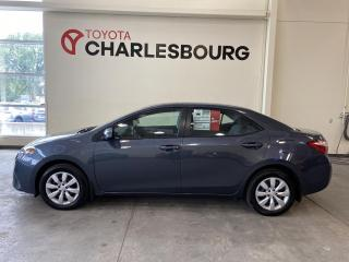Used 2016 Toyota Corolla LE - Automatique for sale in Québec, QC