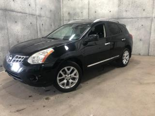 Used 2011 Nissan Rogue SV AWD TOIT OUVRANT  JAMAIS ACCIDENTÉ for sale in St-Nicolas, QC