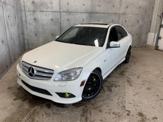 Used 2010 Mercedes-Benz C 300 C 300 4MATIC for sale in St-Nicolas, QC