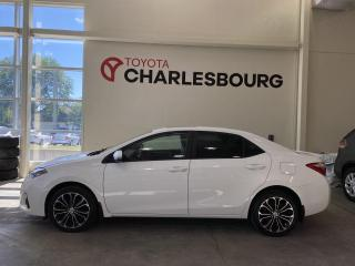 Used 2015 Toyota Corolla S - Sièges chauffants for sale in Québec, QC