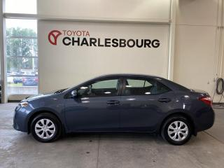 Used 2015 Toyota Corolla CE - AUTOMATIQUE for sale in Québec, QC