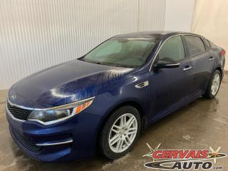 Used 2016 Kia Optima LX A/C Mags Bluetooth for sale in Shawinigan, QC