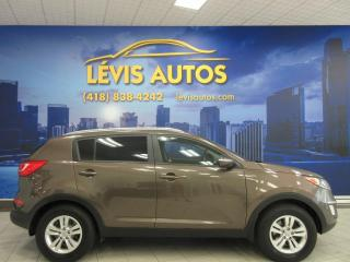 Used 2013 Kia Sportage LX AWD AIR CLIMATISE BLUETOOTH TOUT EQUI for sale in Lévis, QC