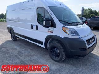 New 2020 RAM Cargo Van ProMaster for sale in Ottawa, ON