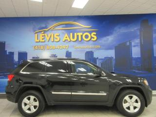 Used 2013 Jeep Grand Cherokee LAREDO 4X4 CUIR CHAUFFANT TOIT PANO TOUT for sale in Lévis, QC