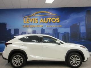 Used 2017 Lexus NX 200t AWD TOIT OUVRANT CAMERA DE RECUL BLUETOO for sale in Lévis, QC