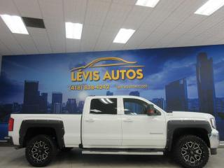 Used 2017 GMC Sierra 1500 SLE CREW-CAB 4X4 AUTOMATIQUE 5.3 LITRES for sale in Lévis, QC