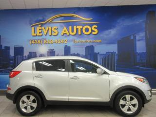 Used 2011 Kia Sportage EX AIR CLIMATISE BANC CHAUFFANT BLUETOOT for sale in Lévis, QC