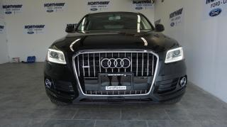 Used 2016 Audi Q5 2.0T | QUATTRO | LEATHER | PANO ROOF | ONLY 48KM! for sale in Brantford, ON
