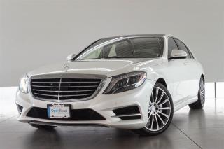 Used 2017 Mercedes-Benz S-Class 4MATIC Sedan (SWB) for sale in Langley City, BC