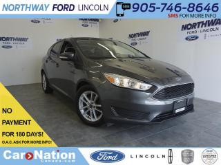 Used 2015 Ford Focus SE | HATCHBACK | REAR CAM | ALLOYS for sale in Brantford, ON
