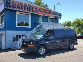 Used 2009 Chevrolet Express 1500 Cargo **5.3L/Power Group/Shelving/Only 27k!** for sale in Barrie, ON