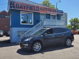 Used 2015 Chevrolet Traverse LT AWD **7 Passenger/Heated Seats/Remote Start** for sale in Barrie, ON