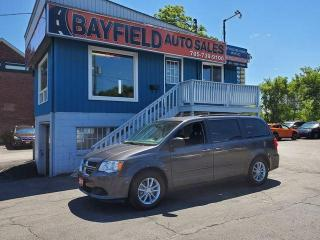 Used 2016 Dodge Grand Caravan SXT **Alloys/DVD/Bluetooth** for sale in Barrie, ON
