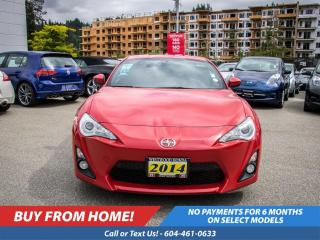 Used 2014 Scion FR-S Base for sale in Port Moody, BC