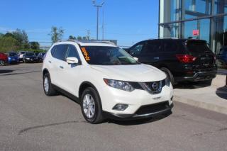 Used 2016 Nissan Rogue SV TECH AWD GPS*CAMÉRAS*TOIT for sale in Lévis, QC