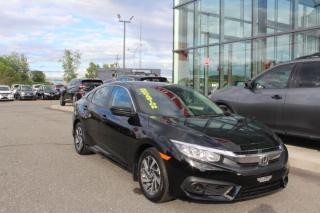 Used 2018 Honda Civic SE CVT CAMÉRA*MAIN LIBRE*SIÈGES CHAUFFAN for sale in Lévis, QC