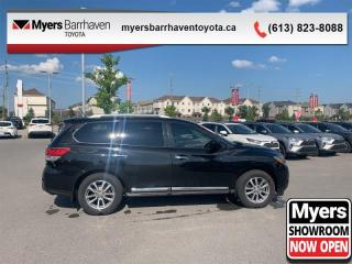 Used 2016 Nissan Pathfinder SL  - Leather Seats -  Bluetooth - $162 B/W for sale in Ottawa, ON