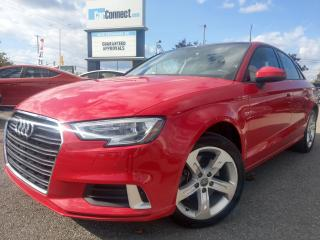 Used 2017 Audi A3 2.0T Komfort for sale in Ottawa, ON