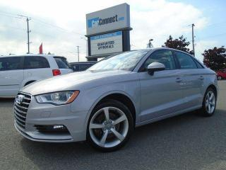 Used 2016 Audi A3 2.0T Komfort for sale in Ottawa, ON