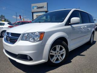 Used 2017 Dodge Grand Caravan Crew for sale in Ottawa, ON