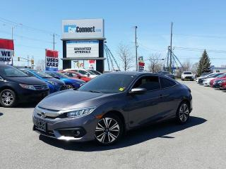 Used 2016 Honda Civic Ex-T Honda Sensing for sale in Ottawa, ON