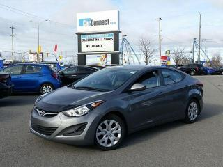 Used 2014 Hyundai Elantra GL for sale in Ottawa, ON
