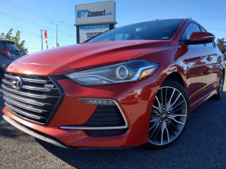 Used 2017 Hyundai Elantra Sport for sale in Ottawa, ON