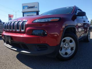 Used 2015 Jeep Cherokee Sport for sale in Ottawa, ON