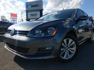 Used 2015 Volkswagen Golf COMFORTLINE for sale in Ottawa, ON
