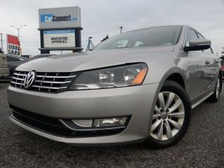 Used 2014 Volkswagen Passat Trendline for sale in Ottawa, ON