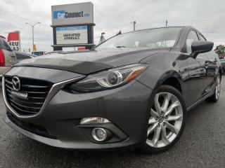 Used 2014 Mazda MAZDA3 GT-SKY for sale in Ottawa, ON