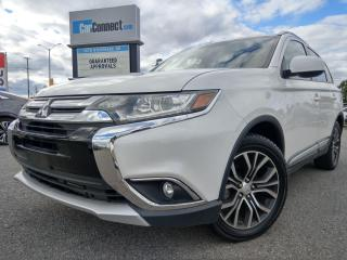 Used 2016 Mitsubishi Outlander ES for sale in Ottawa, ON