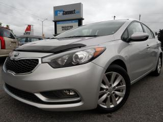 Used 2016 Kia Forte LX Plus for sale in Ottawa, ON