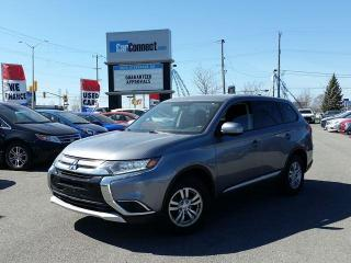 Used 2017 Mitsubishi Outlander ES for sale in Ottawa, ON