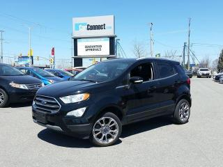Used 2018 Ford EcoSport Titanium for sale in Ottawa, ON