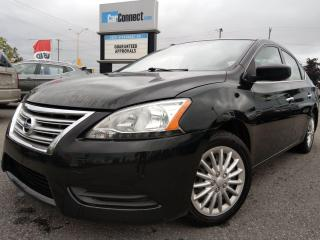 Used 2013 Nissan Sentra S for sale in Ottawa, ON
