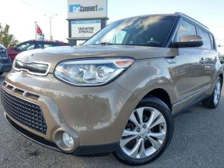 Used 2016 Kia Soul EX+ Plus for sale in Ottawa, ON