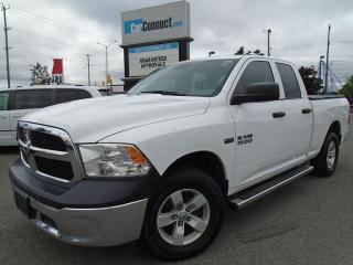 Used 2016 RAM 1500 ST  4X4 QUAD CAB for sale in Ottawa, ON