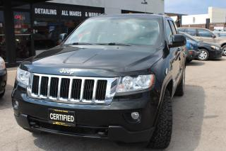Used 2012 Jeep Grand Cherokee Laredo,NAVI,Sunroof,Backup camera,4X4,NO Accident for sale in Oakville, ON
