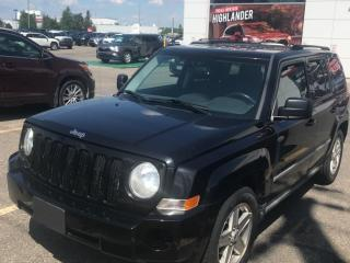 Used 2010 Jeep Patriot north for sale in Orillia, ON