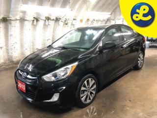 Used 2015 Hyundai Accent GLS * Sunroof * Cruise Control * Back Up Camera * Steering Wheel Controls * Voice Recognition * Heated Cloth Seats * Eco/Sport Mode * for sale in Cambridge, ON